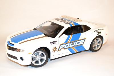 Chevrolet Camaro 2010 SS RS police