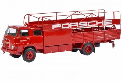 Man 635 Transporteur Porsche Racing 1965
