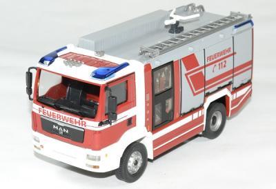 Man Tgm Rosenbauer AT LF Fourgon pompier Incendie