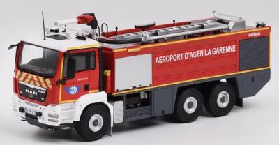 Man Tgs 33 540 Xherpa Aeroport sides SDIS 28 Pompier