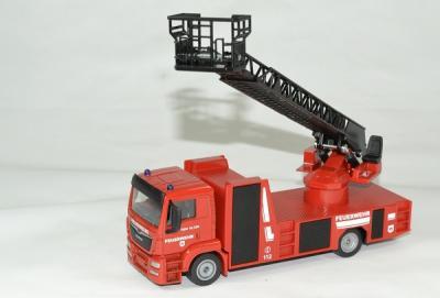 Man Tgs 18,340 grande Echelle Pompiers