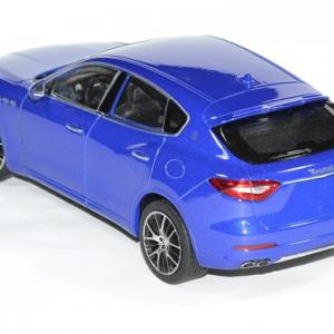 Maserati levante 1 24 bleu welly autominiature01 2