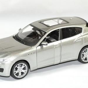 Maserati levante 1 24 grise bburago autominiature01 1