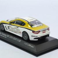 Maserati mc gt4 test car 2010 necchi supertrofeo 1 43 minichamps autominiature01 400101216 2