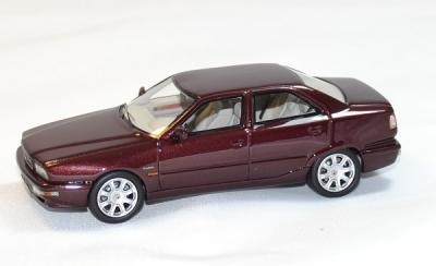Maserati quattroporte IV rouge neo 1/43