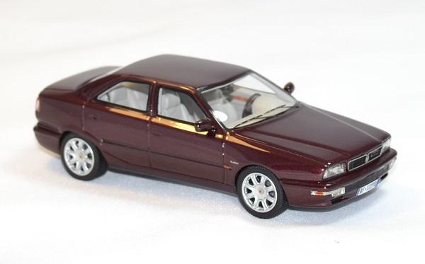 Maserati quattroporte 4 rouge 1 43 neo autominiature01 3