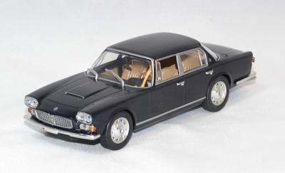 Maserati quattroporte l 1963 bleu