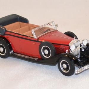 Maybach ds8 cabriolet zeppelin 1930 whitebox 1 43 autominiature01 com 2