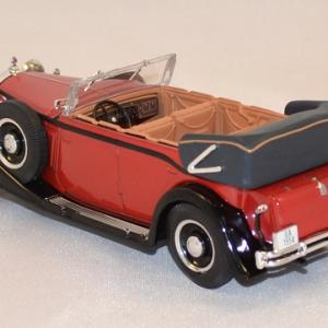 Maybach ds8 cabriolet zeppelin 1930 whitebox 1 43 autominiature01 com 3