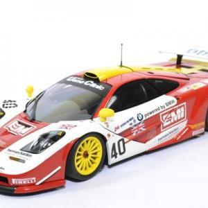 MC Laren F1 GTR Gulf team #40 Davidoff 24H du mans 1998