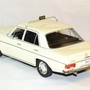 Mercedes 220 taxi w115 mdg 1 18 autominiature01 2