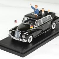 Mercedes 330 adenauer kennedy 1963 rio 1 43 autominiature01 1