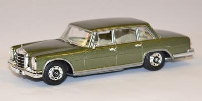 Mercedes 600 type W100 limousine 1964