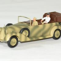 Mercedes 770 africa korps rommel 1941 sable 1 43 rio autominiature01 1