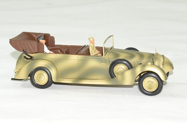 Mercedes 770 africa korps rommel 1941 sable 1 43 rio autominiature01 3