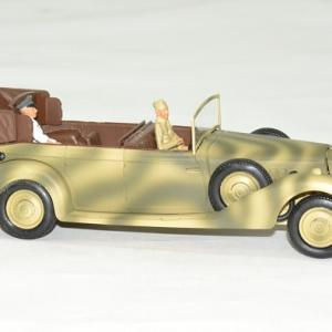 Mercedes 770 africa korps rommel 1941 sable 1 43 rio autominiature01 3