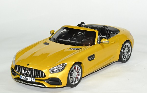 Mercedes amg 2017 gtc 1 18 norev autominiature01 1