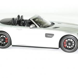Mercedes amg gt c roadster 2017 argent 1 18 norev autominiature01 3