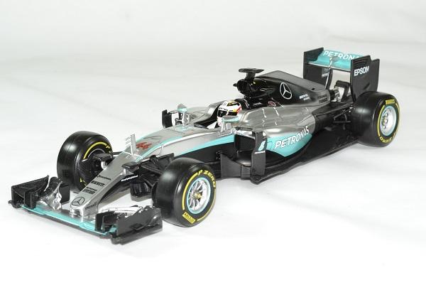 Mercedes amg petronas 44 hamilton f1 2016 bburago 1 18 autominiature01 1
