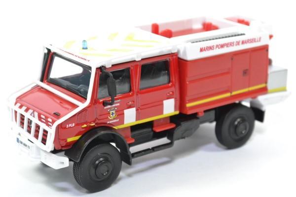 Mercedes ben unimog pompiers bmpm ccfl 1 50 bburago autominiature01 32017rd 1