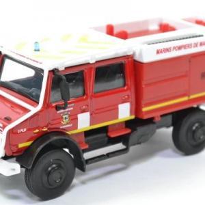 Mercedes-Benz Unimog CCFL BMPM Marins Pompiers SDIS 13 - Bouches du Rhone