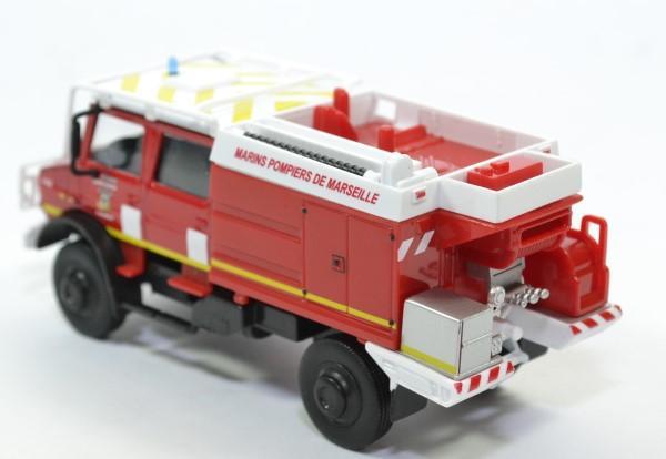 Mercedes ben unimog pompiers bmpm ccfl 1 50 bburago autominiature01 32017rd 2