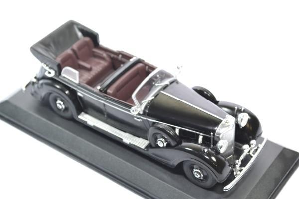 Mercedes benk 770k 1938 ixo 1 43 autominiature01 ixoclc317n 3