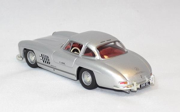 Mercedes benz 300sl 1954 solido 1 43 autominiature01 2