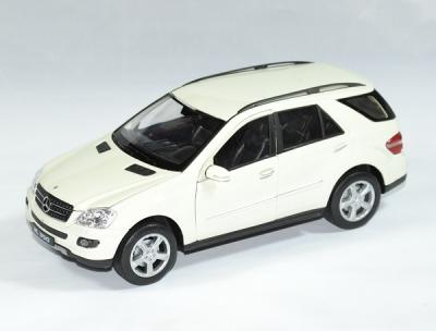 Mercedes Ml 350 blanc