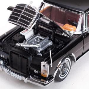 Mercedes benz 600 landaulet 1966 sunstar 1 18 autominiature01 4