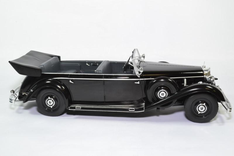 Mercedes benz 770 cab w150noire 1938 mdg 1 18 mcg18207 3