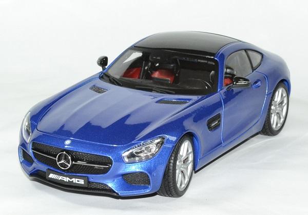 Mercedes benz amg gt 1 18 maisto autominiature01 1