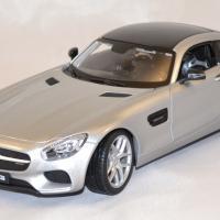 Mercedes benz amg gt argent 1 18 maisto www autominiature01 com 1
