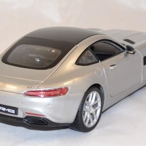 Mercedes benz amg gt argent 1 18 maisto www autominiature01 com 3