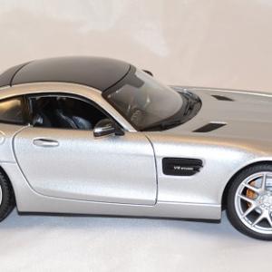 Mercedes benz amg gt argent 1 18 maisto www autominiature01 com 4