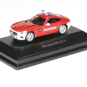 Mercedes-Benz Amg GT S pompier
