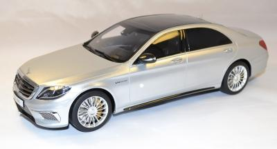 Mercedes-Benz Amg S65 2016 argent