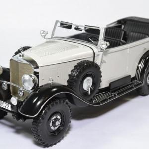 Mercedes-benz G4 (W31) 1938 Gris clair / noire