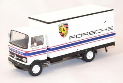 Mercedes benz lp608 porsche motorsport 1/43 Premium