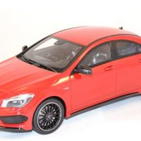 Mercedes benz cla amg rouge gtspirit031 1 18 autominiature01 com 1