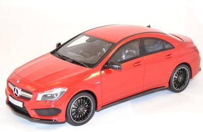 Mercedes-Benz CLA 45 AMG rouge Gt Spirit 1/18 Gtspirit031