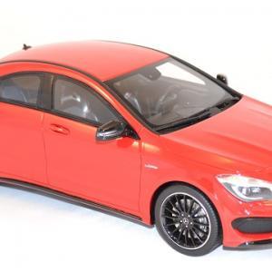 Mercedes benz cla amg rouge gtspirit031 1 18 autominiature01 com 3