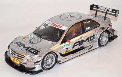 Mercedes Benz C-class #7 DTM 2011 J. Green
