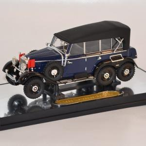 Mercedes benz g4 cabriolet ferme 1938 signature 1 43 autominiature01 com 1