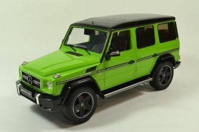 Mercedes Benz G63 W463 2015 vert