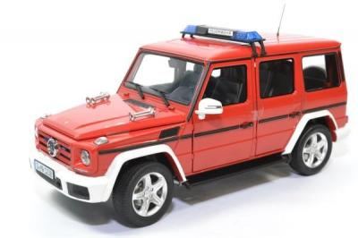 Mercedes benz g63 pompiers 2015 i scale 1 18 autominiature01 0037 1