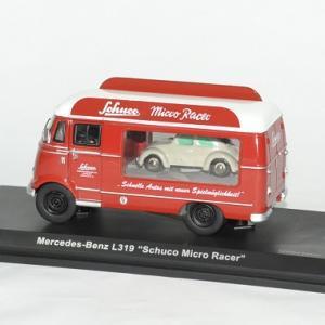 Mercedes benz l319 promotion 1 43 schuco autominiature01 2