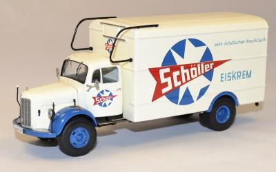 "Mercedes-benz L3500 ""Ets Scholler"" 1954"