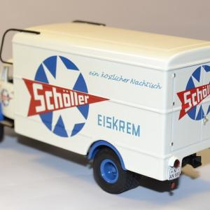 Mercedes benz l3500 camion miniature scholler 1954 autominiature01 2