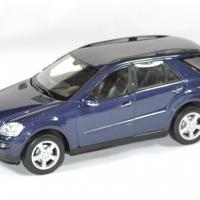 Mercedes benz ml 350 bleu welly 1 24 autominiature01 1